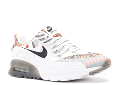 sports shoes 6c40a 7523a NIKE Womens Air Max 90 ULT Lib QS Merlin Liberty White Black SZ 10 (746632