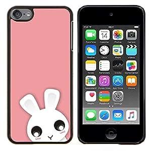 Jordan Colourful Shop - Sunny scenery For Apple iPod Touch 6 6th Generation Personalizado negro cubierta de la caja de pl????stico