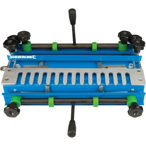 Silverline 633936 Dovetail Jig 300 mm Width Capacity