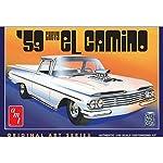 AMT 1058/12 1/25 1959 Chevy El Camino Original Art Series from AMT