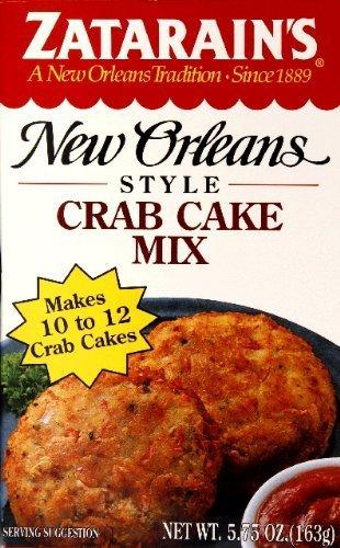 Zatarain's Mix Crab Cake 5.75 OZ by ZATARAIN'S?Crab Cake ()