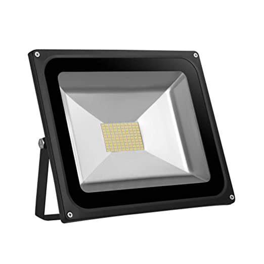 PrimLight Foco Led Exterior 80W,SMD Proyector Led Interior y ...