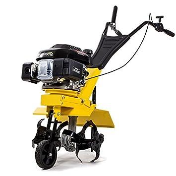 Motocultor 40cm ancho de trabajo 140cc 4,5 CV: Amazon.es ...