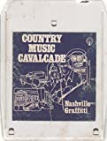 Various Artists: Country Music Cavalcade, Nashville Graffitti, Part 2-8 Track Tape