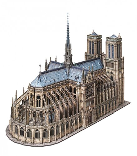 Innovative-3D-Puzzles-by-Clever-Paper-Notre-Dame-de-Paris-Cathedral-UMBUM-387