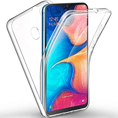 AROYI Funda Samsung Galaxy A20e, Ultra Slim Doble Cara Carcasa ...
