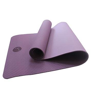 Esterilla ecológica para Yoga, Pilates, Deporte. Material ...