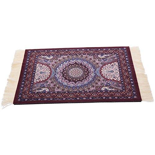 magical persian mouse pad rug