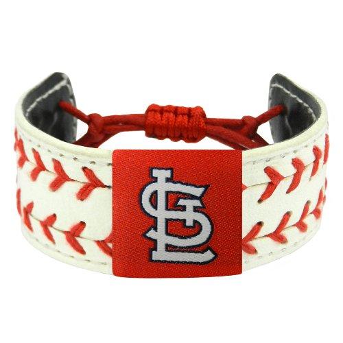 MLB St. Louis Cardinals Classic Two Seamer Bracelet ()