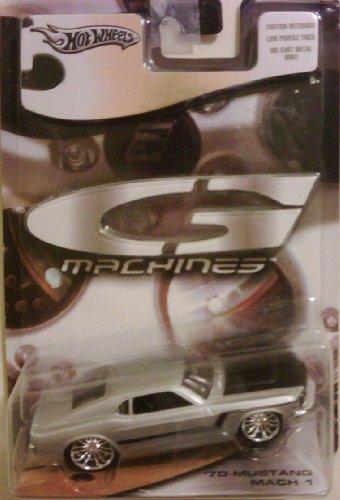 Hot Wheels G Machines - '70 Mustang Mach 1