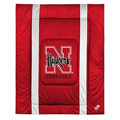 Nebraska Sidelines Comforter - 3
