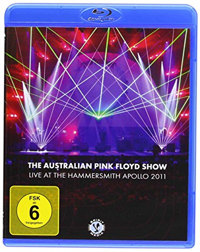 Blu-ray : Australian Pink Floyd - 2011-Live from the Hammersmith Apollo (Germany - Import)