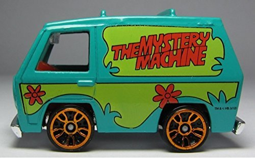 Hot Wheels, 2017 HW Screen Time, Scooby-Doo! The Mystery Machine 28/365 ()