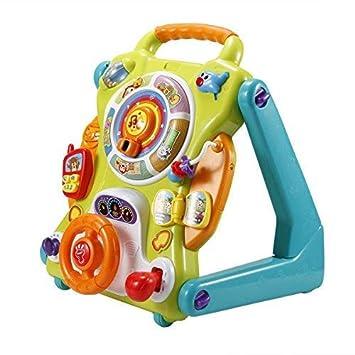 Amazon.com: Libison Walker, Andador de bebé 3 en 1, mesa de ...