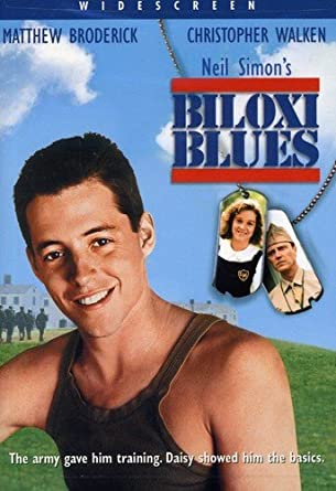 Amazon Com Biloxi Blues Matthew Broderick Christopher Walken