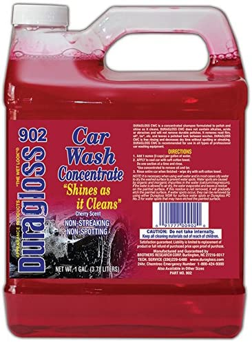 Duragloss Car Wash Concentrate