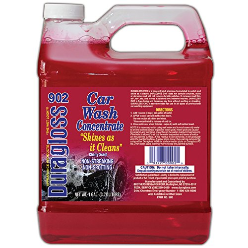 Duragloss 902 Car Wash Concentrate - 1 Gallon