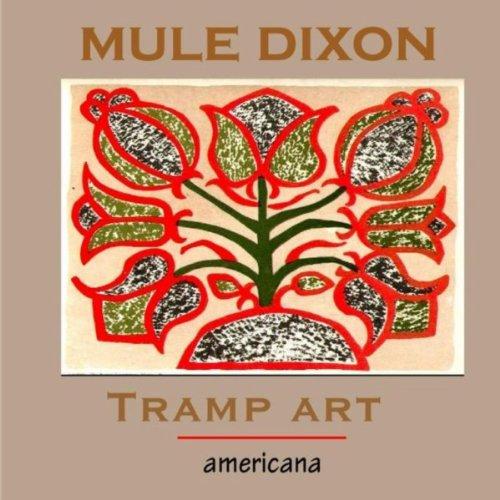 Tramp Folk Art - Tramp Art: Americana