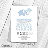 Personalised Christening Invitations | Baptism | Naming Day | Girl or Boy Invites