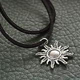 MJartoria Gothic Choker Necklace Native American