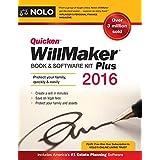 Quicken Willmaker Plus 2016 Edition: Book & Software Kit [With Quicken Willmaker]