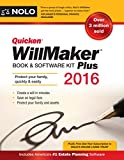 Best Wills Softwares - Quicken Willmaker Plus 2016 Edition: Book & Software Review