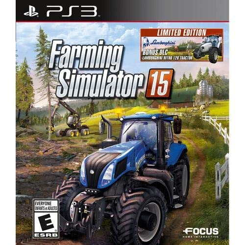 Amazon.com Maximum Family Games Farming Simulator 15