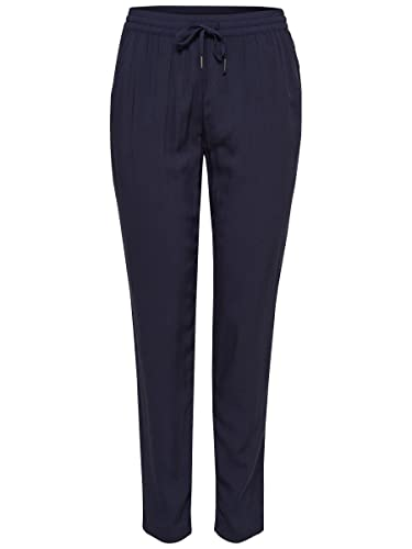 Only Onlnova Pant Solid Vis Wvn, Pantalones para Mujer
