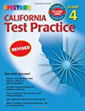 California Test Practice, Grade 4, Vincent Douglas and School Specialty Publishing Staff, 0769630049