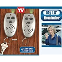 My Lil Reminder Personal Digital Voice Recorder-Regular-Set of 2