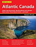 ATLANTIC CANADA ROAD ATLAS