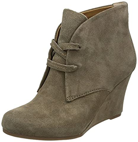 DV by Dolce Vita Women's Pellie Boot, Taupe, 9.5 M US (Dv Ankle Boots)