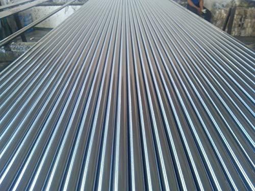 Ochoos 10pcs//lot 16x1000mm Dia 16mm L1000mm Linear Shaft Rod bar for CNC Router