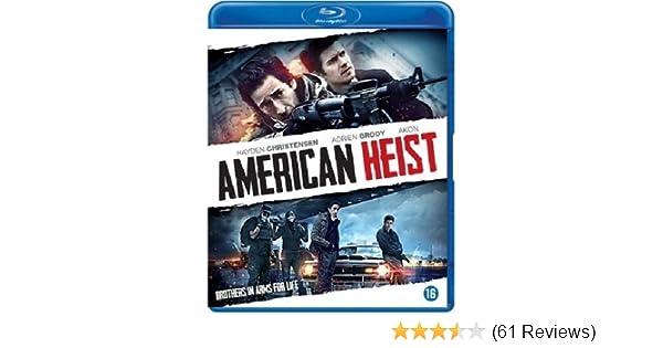 american heist movie plot