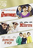 Apartment / Misfits / Some Like It Hot by MGM (Video & DVD)