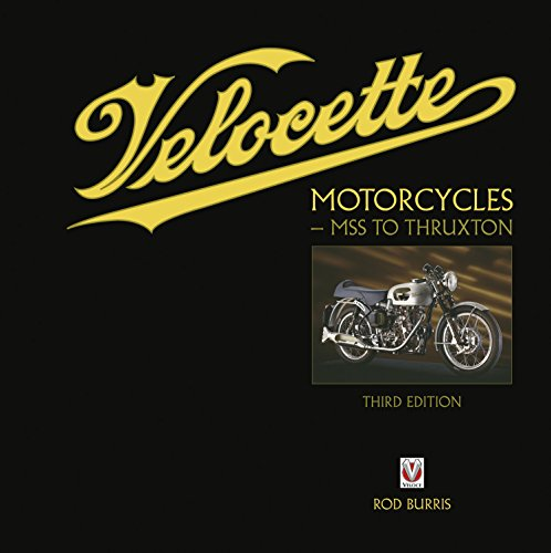 Velocette Motorcycles – MSS to Thruxton