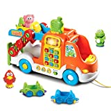 Toys : VTech Pull & Learn Car Carrier (Frustration Free Packaging)