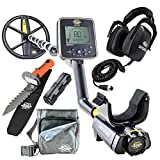 Whites MX Sport Waterproof Detector Diggers Special w/ DigMaster & Utility Pouch