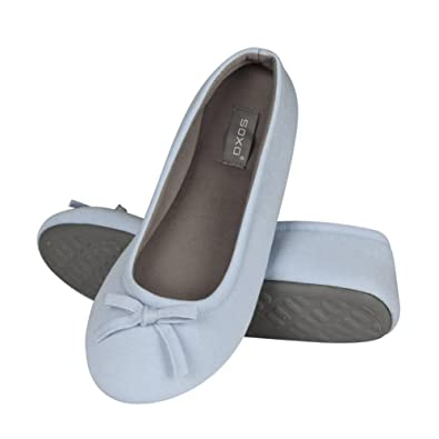 3b2bf2e82c soxo Elegant Women`s Ballerina Slippers with TPR Perfect  Amazon.co ...