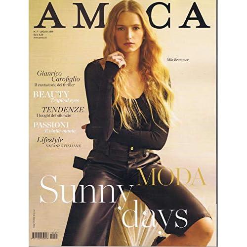 AMICA 表紙画像