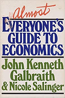 john kenneth galbraith the affluent society pdf