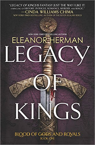 Legacy of Kings (Blood of Gods and Royals) [Eleanor Herman] (Tapa Dura)