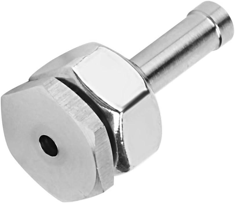 Vobor Schnellkupplungssatz-Turbo-Ladedruck Schnellkupplungssatz-Druckquelle am Silikonschlauch 31504101-019