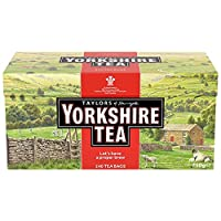 Yorkshire Tea, 240 Tea Bags (Pack of 2, total 480 teabags)