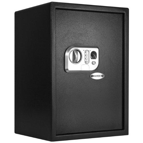 Barska Large Biometric Keypad Safe Black AX11648