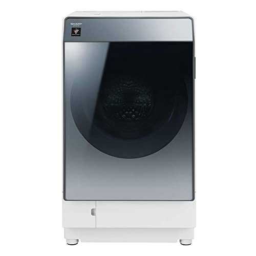 SHARP ドラム式洗濯乾燥機 ES-W112