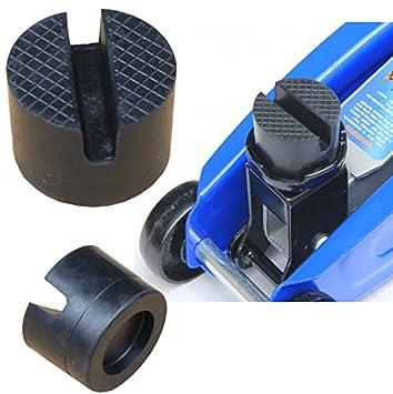 Almohadilla de goma 50x37 mm, Nut & Waffel, bloque de goma para plataforma