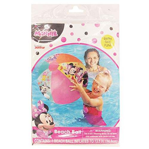 Beach ball licensed (Pack of 36) Disney Assorted Party Flavor Party Gift 13.5'' by Beach ball licensed (Image #2)