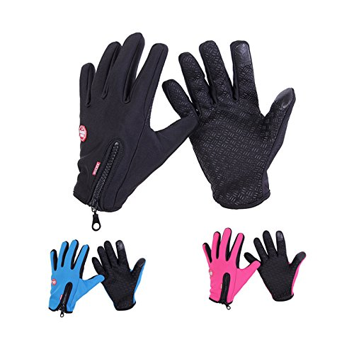 Laiyuan Winter Touch Screen Windproof Coldproof Thermal Leisure Camping Thermal Gloves