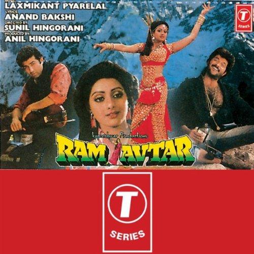Teri Bewafai Satyajeet Song Mp3: Ram Avtar By Laxmikant-Pyarelal On Amazon Music